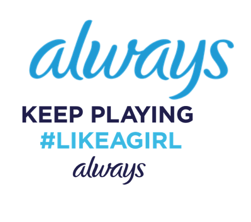 Always Keep Playing #LikeAGirl