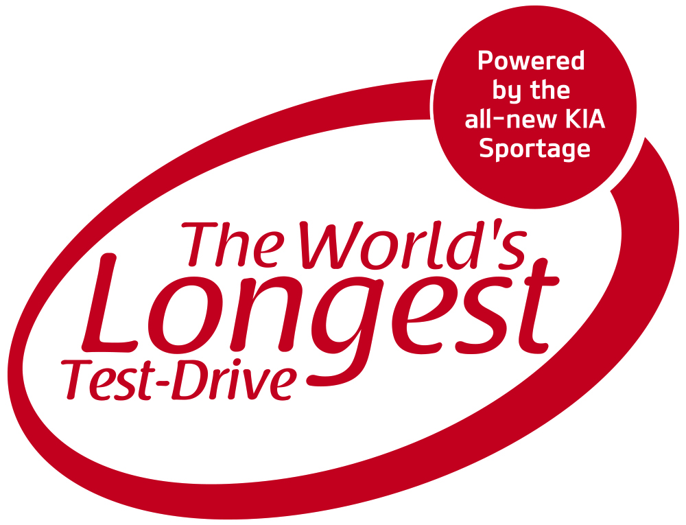 Kia: The World's Longest Test Drive