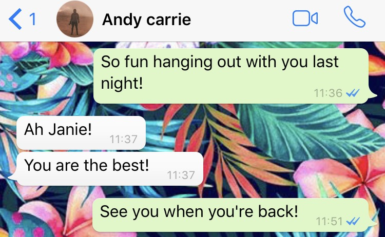 Andy Carrie