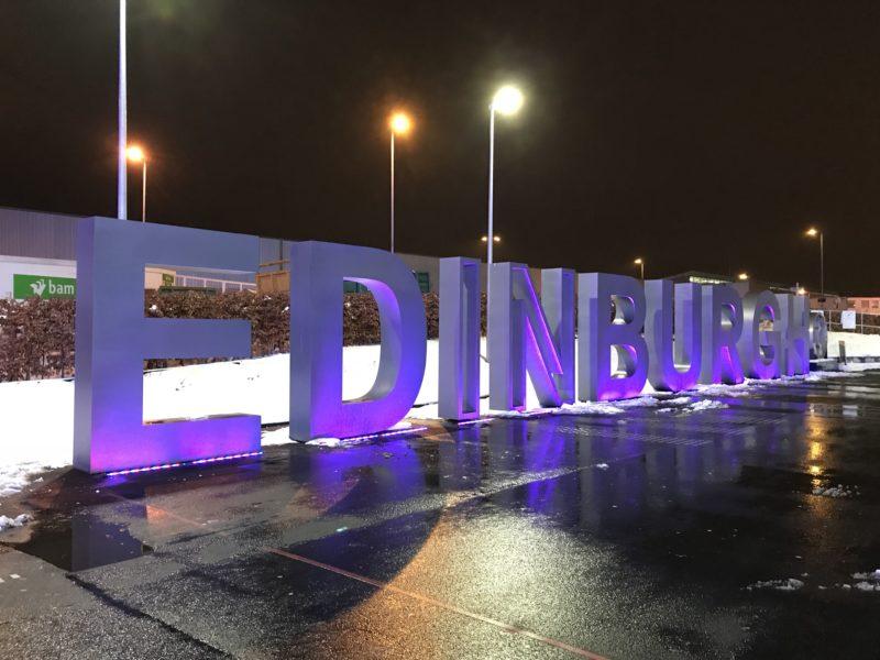 Edinburgh Travels