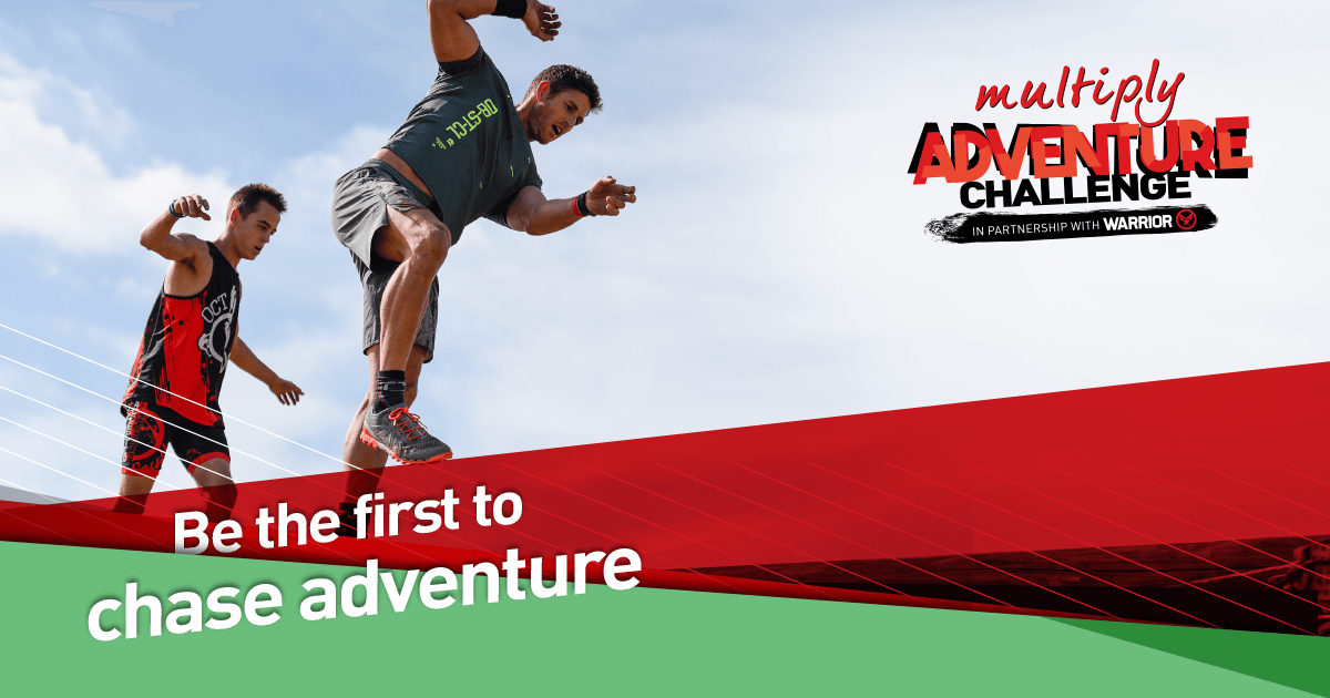 Momentum Multiply Adventure Challenge